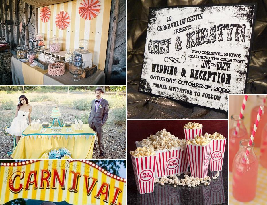 Inspiration Board: Circus Playtime | Bridal Street, rs1